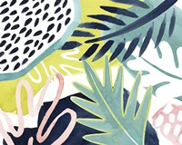 Tropical Salve I Framed Print