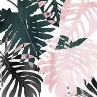 Paradise Sweep III Framed Print