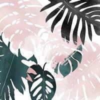 Paradise Sweep IV Framed Print