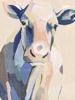 Hertford Holstein I Framed Print