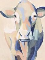 Hertford Holstein II Framed Print