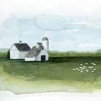 Delilah's Farm I Fine Art Print