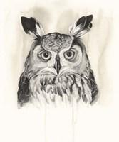 Timberland Animals III Framed Print