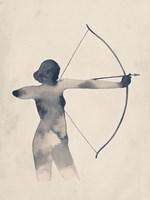 Archeress I Framed Print