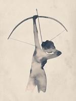 Archeress II Framed Print