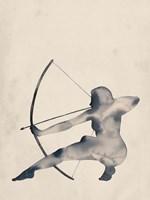 Archeress III Framed Print
