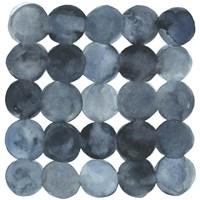 Blue Grey Density II Fine Art Print
