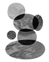 Moving Orbs II Fine Art Print