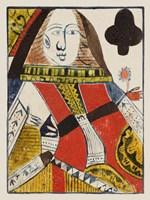 Vintage Cards VII Framed Print