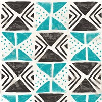 Kitwe VIII Framed Print