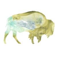 Agate Animal III Framed Print