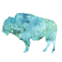 Agate Animal IV Fine Art Print