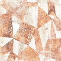 Red Earth Textile II Fine Art Print