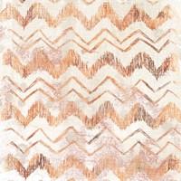 Red Earth Textile VIII Fine Art Print
