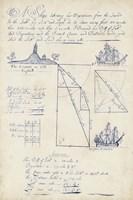 Nautical Journal V Fine Art Print