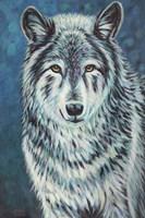 Spirit Animal II Framed Print