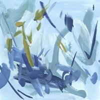 Into the Blue I Framed Print