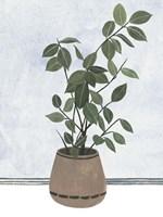 Mes Plants I Framed Print