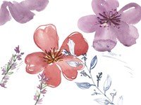 Spring Glory III Framed Print