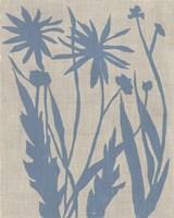 Dusk Botanical III Framed Print