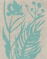 Dusk Botanical IV Framed Print