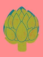 Veggie Party I Fine Art Print