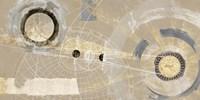 Orbita Solare Fine Art Print