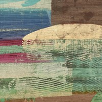 Early Morning on the Enchanted Lagoon II Fine Art Print