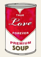 Love Soup Fine Art Print