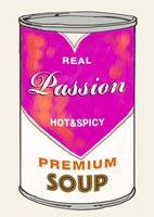 Passion Soup Fine Art Print