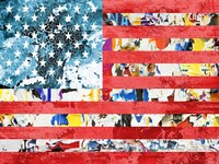 United States of Pop Fine Art Print