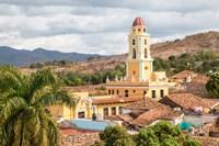 Cuba, Trinidad Convento De San Francisco De Asi Fine Art Print