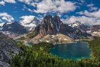 Mount Assiniboine Provincial Park, British Columbia, Canada Fine Art Print