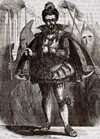 HENRY III Of France (1551-1589) Fine Art Print