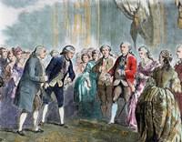 Benjamin Franklin (1706-1790) Fine Art Print