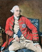 George Iii (London, 1738-Windsor, 1820) Fine Art Print