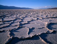 Patternson Floor Of Death Valley National Park, California Fine Art Print