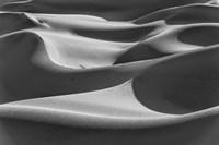 Desert Dunes, California (BW) Fine Art Print