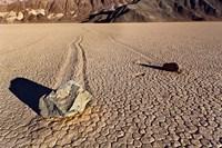California, Death Valley Racetrack Fine Art Print