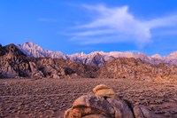 Mount Whitney, Lone Pine, California Fine Art Print