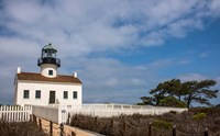 Old Point Loma Lighthouse Fine Art Print