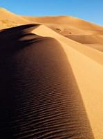Great Sand Dunes National Park And Preserve Fine Art Print