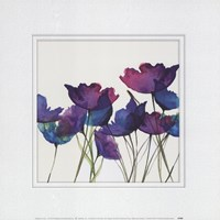 Watercolor Garden 2 Fine Art Print