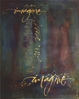 Imagine Fine Art Print