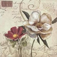 Fleur de Paris 2 Fine Art Print