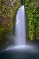 Wahclella Falls, Columbia River Gorge, Oregon Fine Art Print