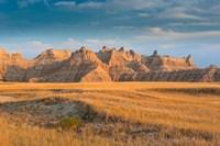 Badlands National Park, South Dakota Fine Art Print