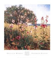 Favorite Places Fine Art Print