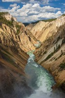 Yellowstone River, Wyoming Fine Art Print