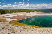 Abyss Pool, West Thumb Geyser Basin, Wyoming Fine Art Print